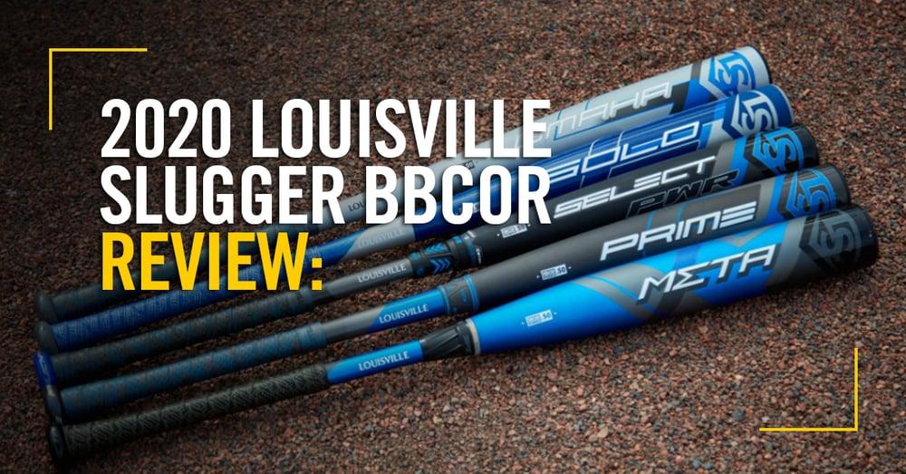 Best Bbcor Bats 2020.2020 Louisville Slugger Bbcor Bats