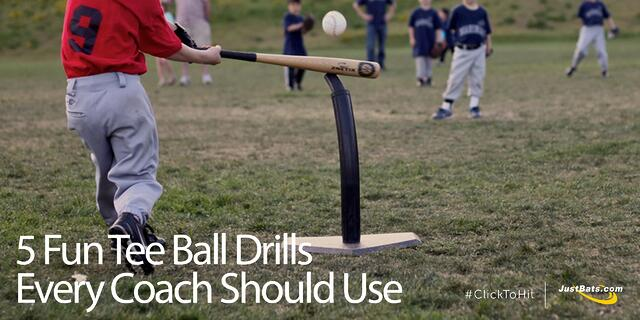 d794a863a 5 Fun Tee Ball Drills Every Coach Should Use