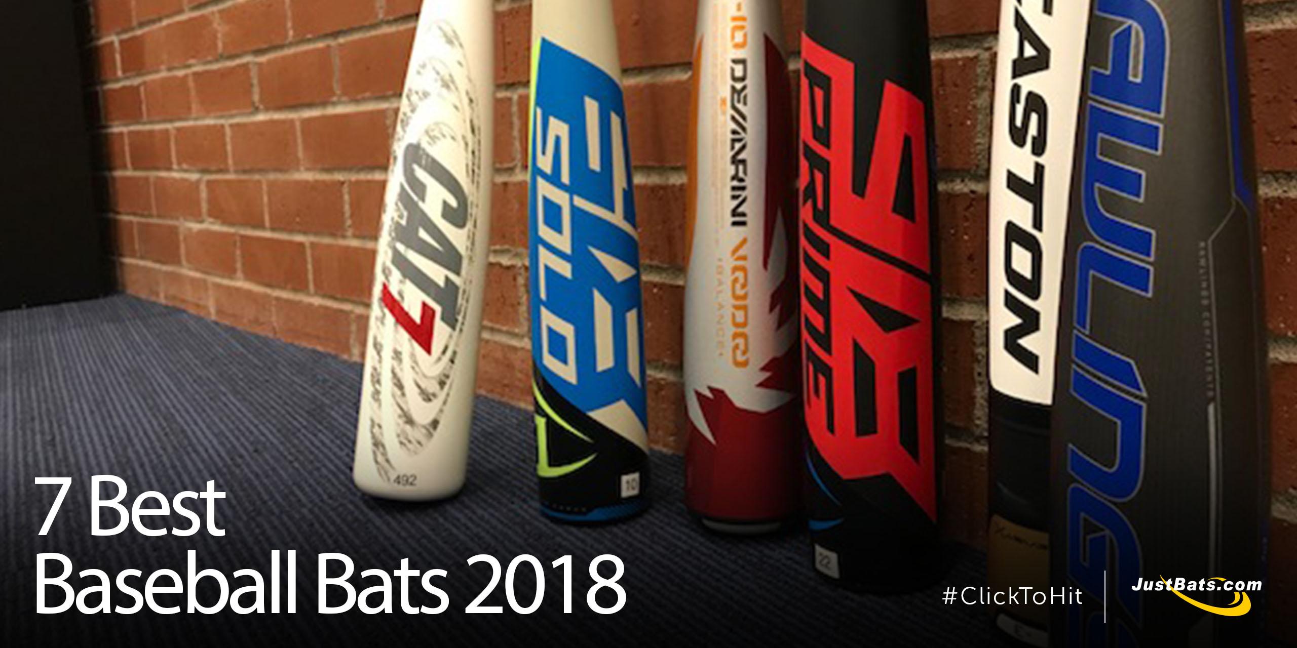 7 Best 2018 Baseball Bats - Blog