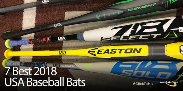 971c5b82bc1 7 Best 2018 USA Baseball Bats