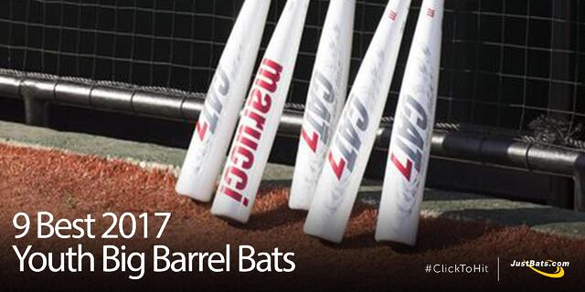 9 Best 2017 Youth Big Barrel Baseball Bats