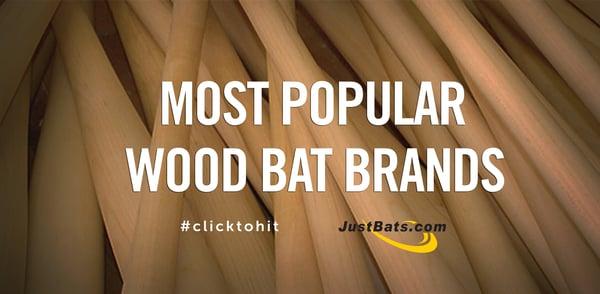 Wood Bat Brands