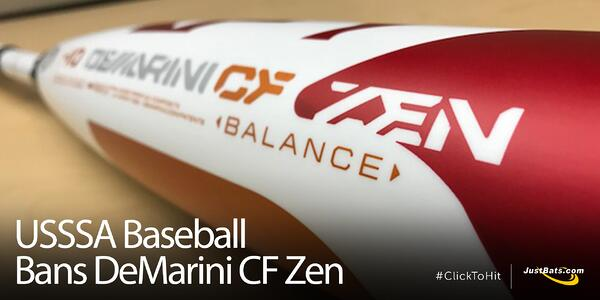 Bans DeMarini CF Zen - Blog