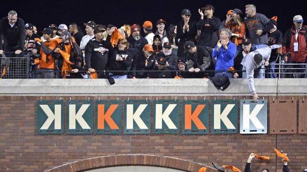 Baseball Strikeout