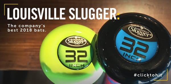 Best 2018 Louisville Slugger Bats