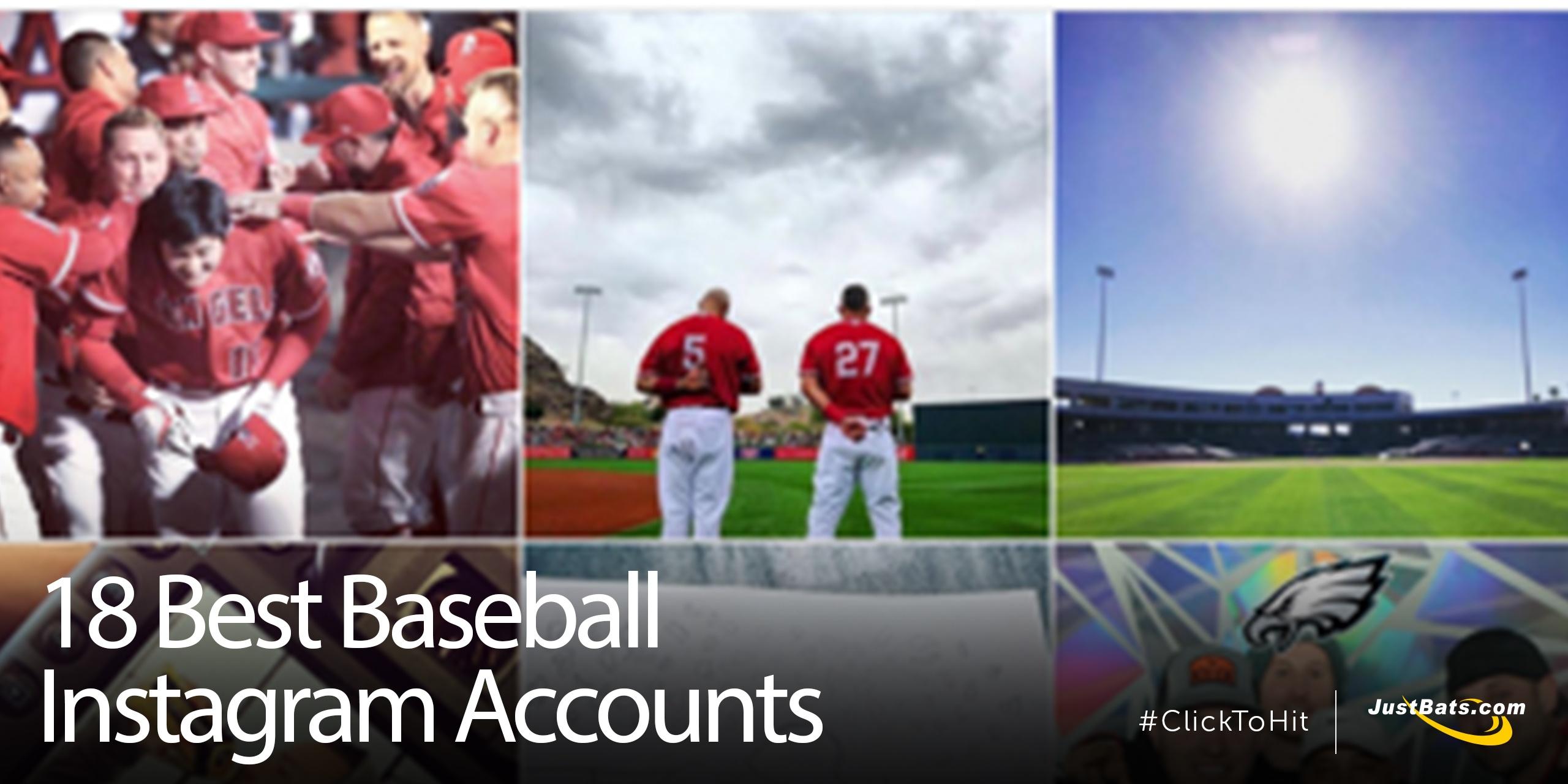 Best Baseball IG Accounts - Blog