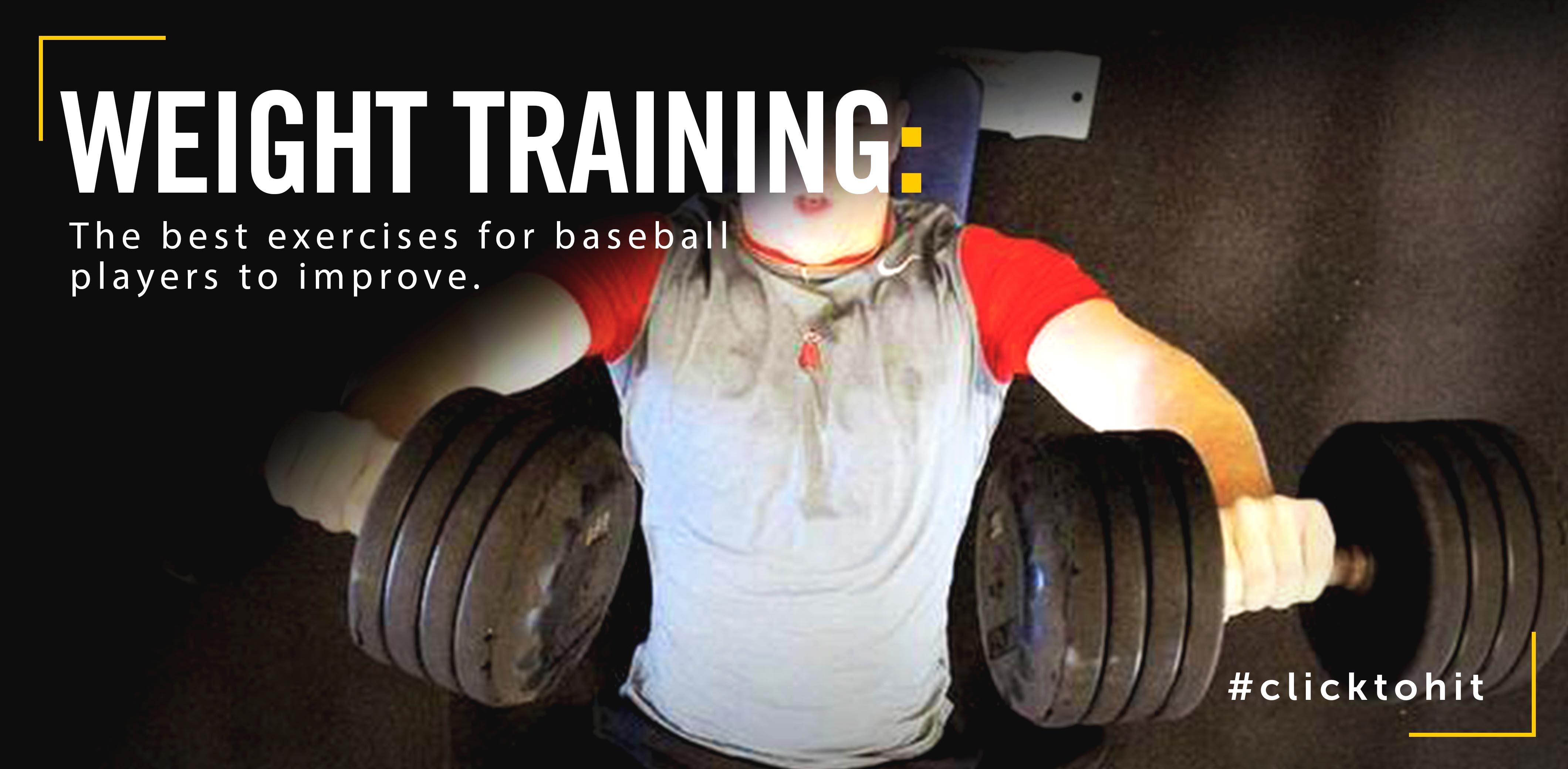 Best Weight Training Exercises