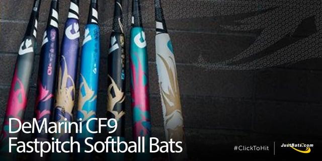 Bat Reviews: DeMarini CF9 Fastpitch Softball Bats