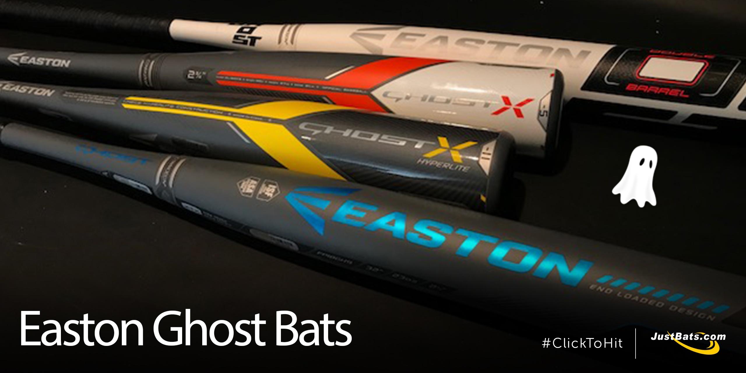 Easton Ghost Bats - Blog