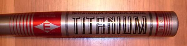 Easton Titanium