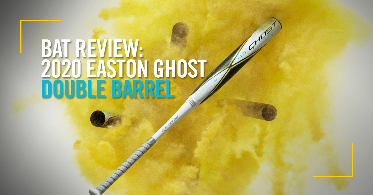 Easton-Ghost Double Barrel