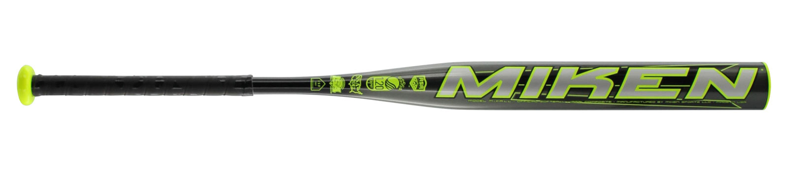 Miken Rev Ex Slow Pitch Softball Bat
