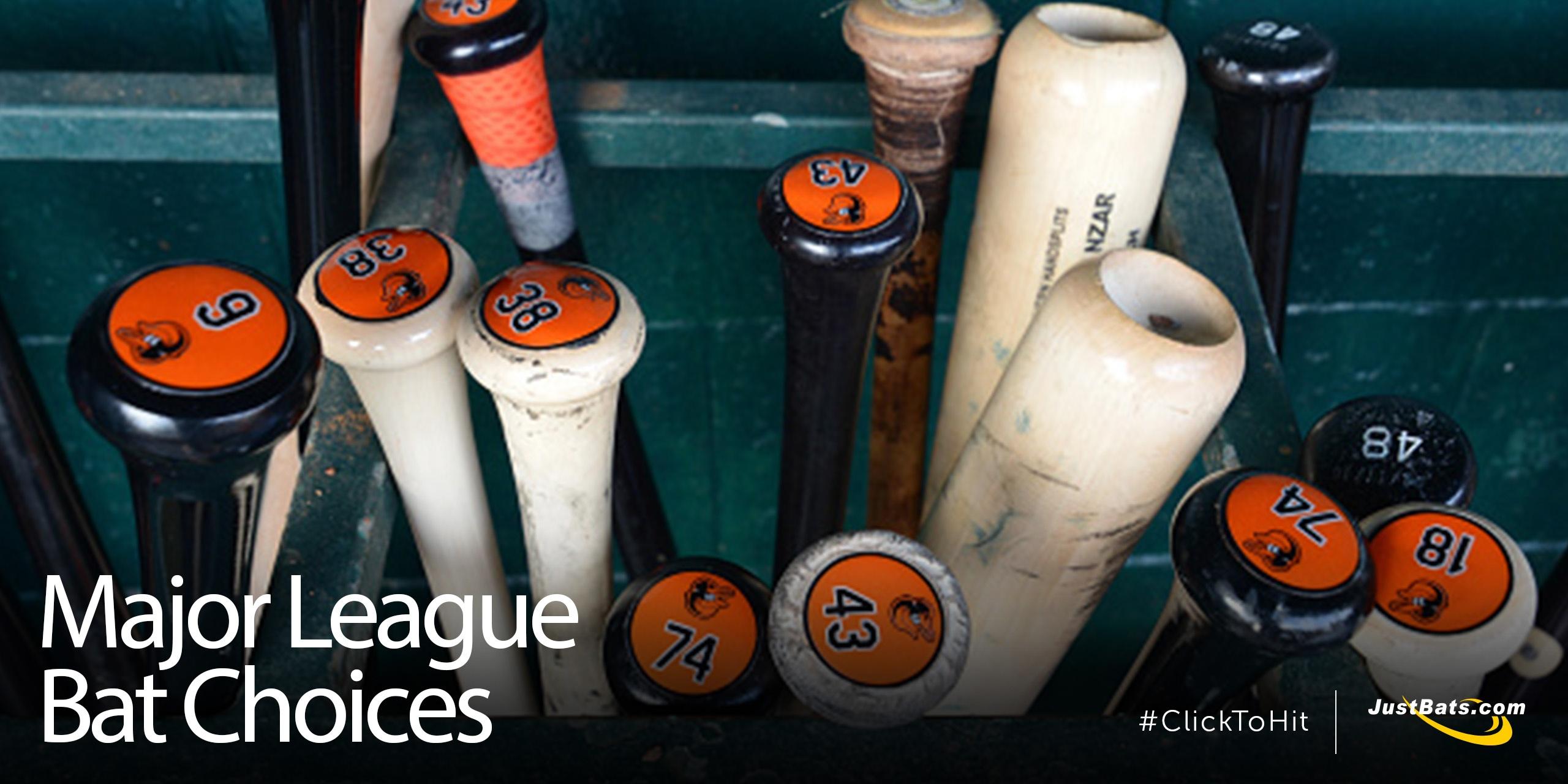Major League Bat Choices - Blog.jpg