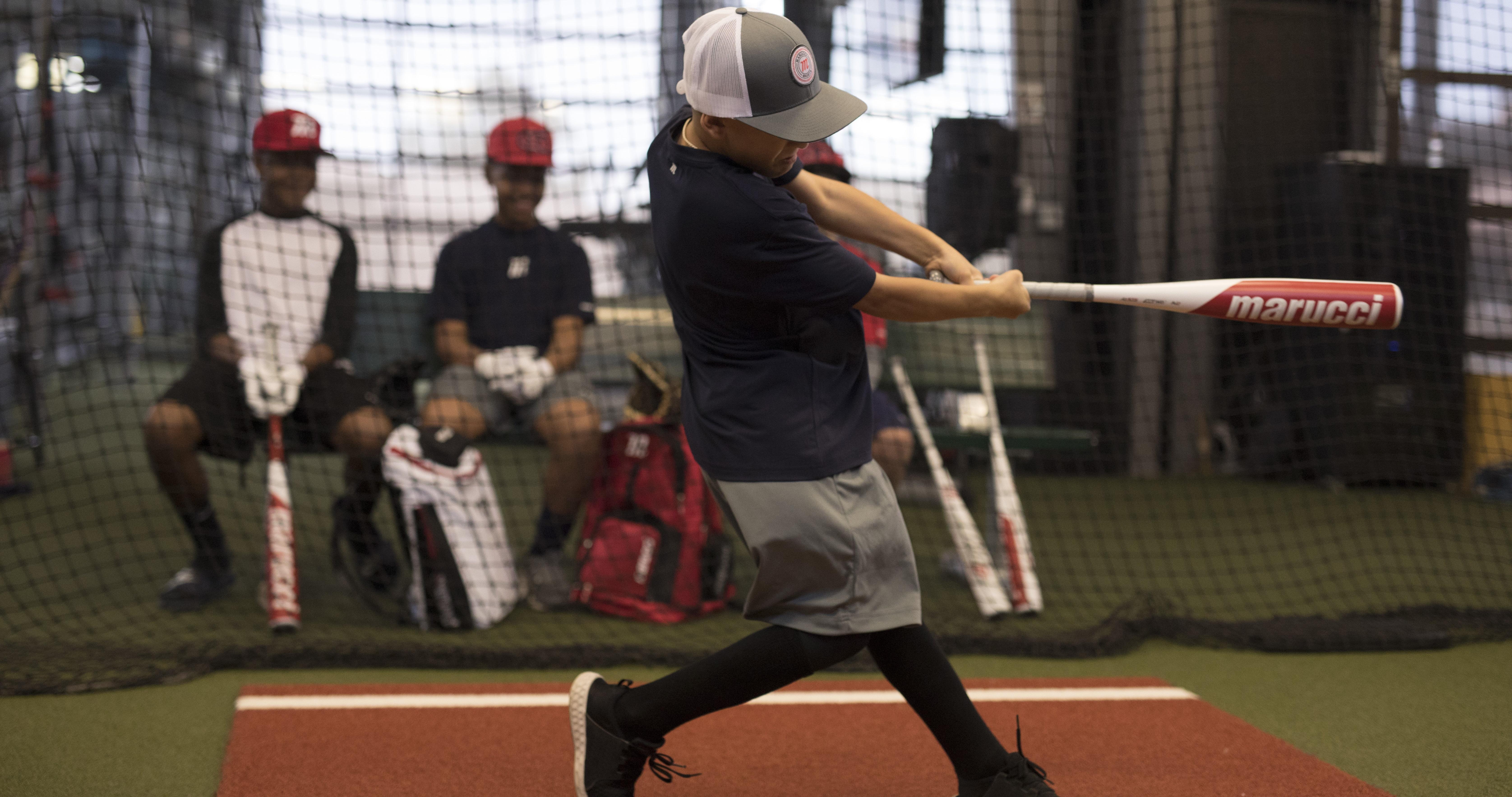 Marucci CAT 8 baseball bat lineup
