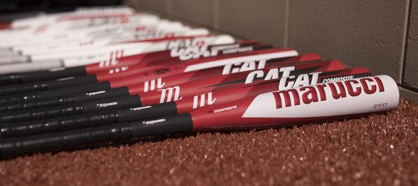 Marucci CAT 8 Baseball Bat Lineup