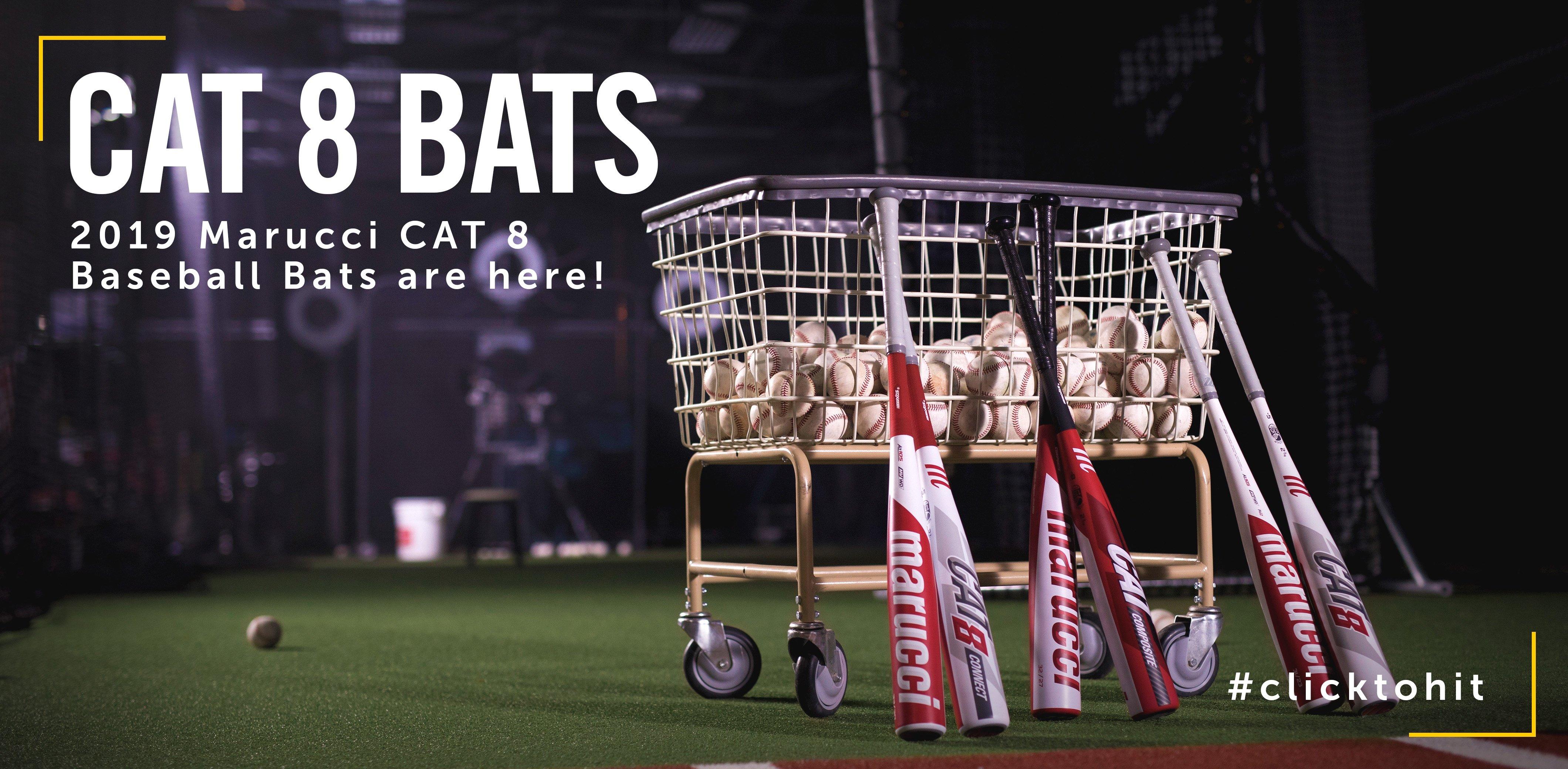 Marucci CAT8 Baseball Bats