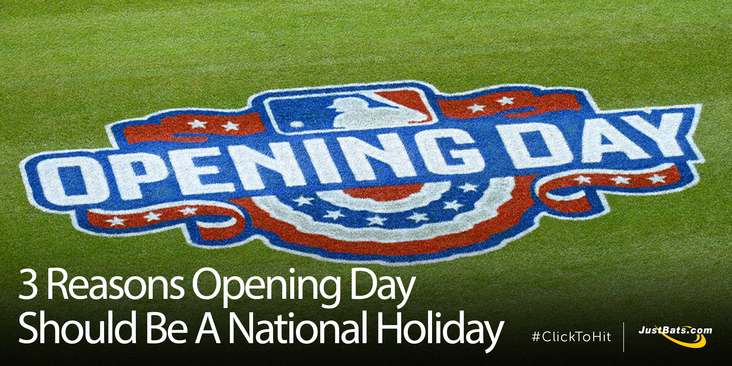 Opening Day Major League Baseball National Holiday