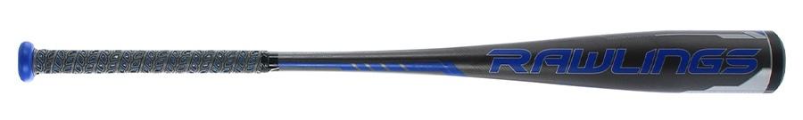 Rawlings Velo Metal Baseball Bat-1