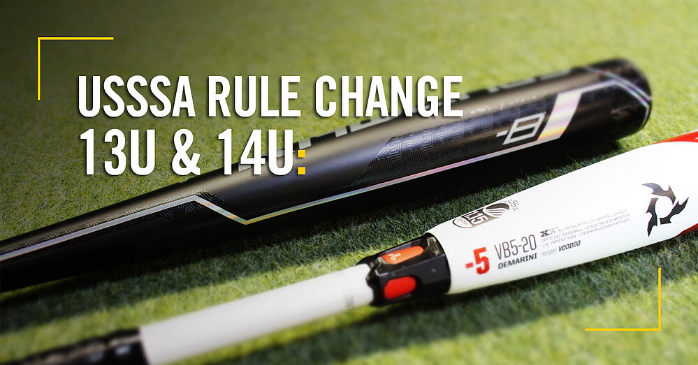 USSSA baseball rule change