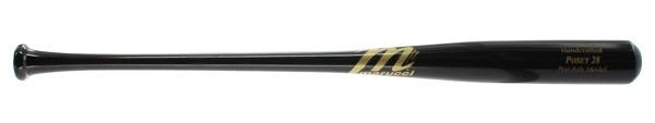 Marucci Buster Posey Ash Wood Baseball Bat: MVEAPOSEY28 Chocolate