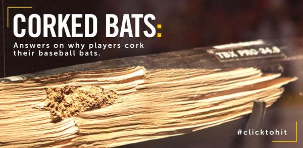 Why Cork A Baseball Bat