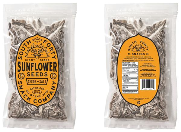 South Forty Sunflower Seeds