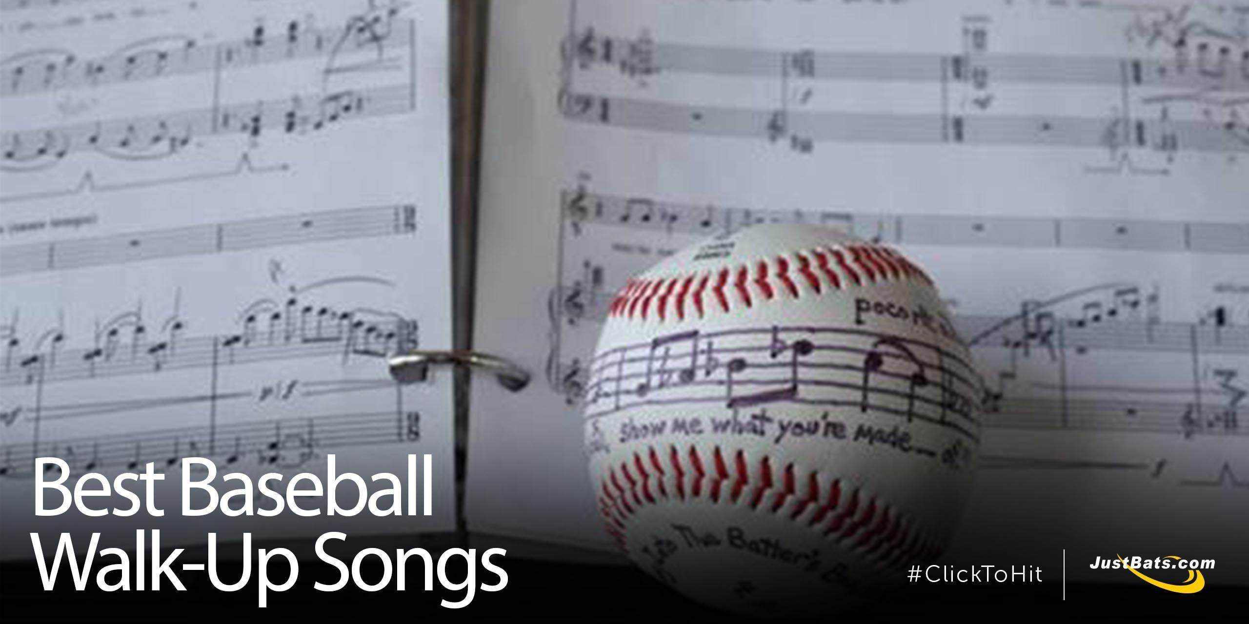 Best Baseball Walk-Up Songs By Genre