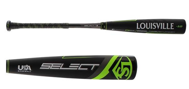 2020 Louisville Slugger Select USA Bat